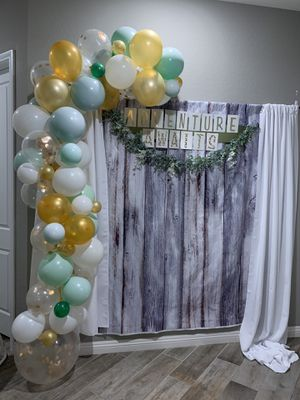 Balloon garland and balloon cluster for Sale in Las Vegas, NV