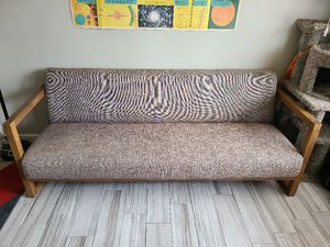 Grate Mid Century Modern Minimal Couch for Sale in Oceanside, CA
