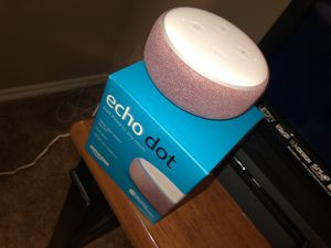 Alexa speaker for Sale in Beaumont, TX