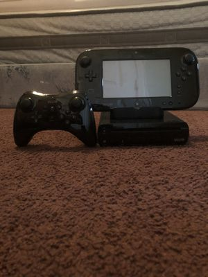Nintendo Wii U for Sale in Wills Point, TX