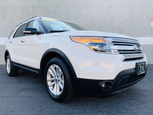 2011 FORD EXPLORER XLT LIMITED 4X4 / LEATHER / 3RD ROW SEAT / BACKUP CAMERA / ALLOY WHEELS / FULLY LOADED / LIKE NEW IN AND OUT / RUNS EXCELLENT / EZ for Sale in Chino, CA