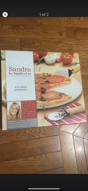 Pizza stone set for Sale in Centreville, VA