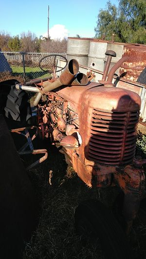 Case tractor for Sale in Stockton, CA