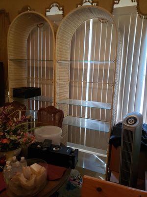 Wicker shelves for Sale in Takoma Park, MD