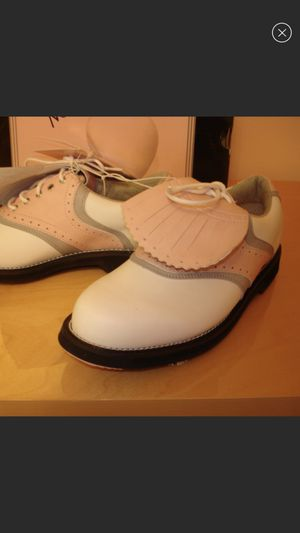 Brand new Topflite golf shoes size 7 1/2 for Sale in Missoula, MT