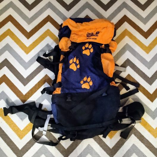 Jack Wolfskin Hitch Hiker Backpack