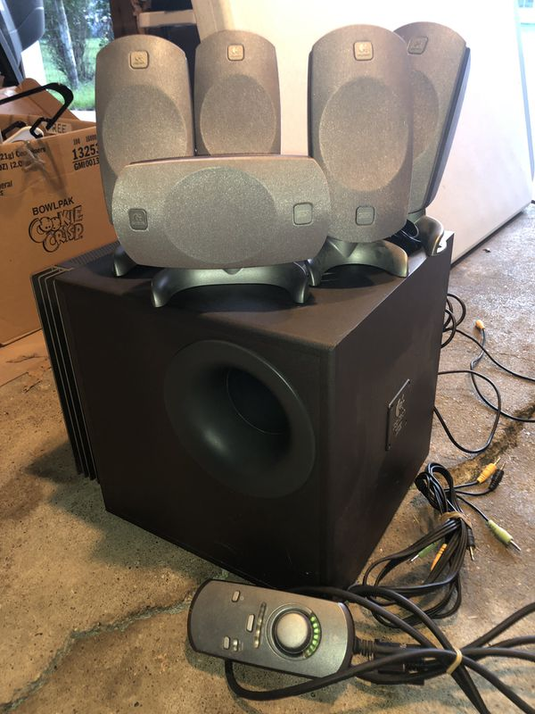 Insignia surround sound system
