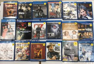 Lot of movies and blu-rays for sale! No individual sale. for Sale in Chicago, IL