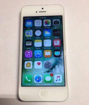 Unlocked Apple iPhone 5 for Sale in Tucson, AZ