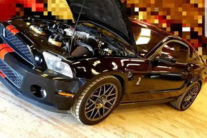 2012 FORD MUSTANG SHELBY GT500 (74k miles) for Sale in San Antonio, TX