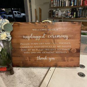 Wedding Decor for Sale in Sebastian, FL