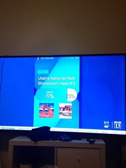 "Insignia TV 55"" for Sale in Taylorsville,  UT"
