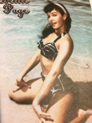 Bettie Page for Sale in Denver, CO