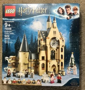 LEGO Harry Potter and The Goblet of Fire Hogwarts Clock Tower Castle playlet with minifigures 75948 for Sale in San Diego, CA