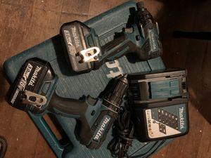 Makita drill 18v for Sale in Santa Ana, CA