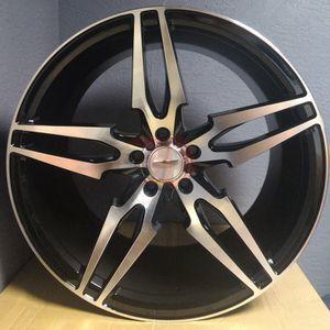 """Brand New 20"""" HRO Black Machine Wheels for Sale in Miami, FL"""