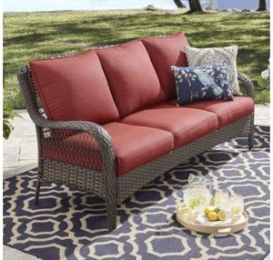 New Better Homes and Gardens Colebrook Collection couch. (Tempe). PENDING SALE for Sale in Guadalupe, AZ
