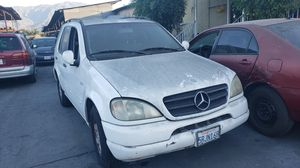 2000 Mercedes ML320 Parting Out for Sale in Irwindale, CA