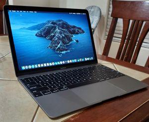 Apple MacBook (Retina, 12-inch, Mid 2017) 1.2 GHz, m3, 8GB ram, 256GB ssd for Sale in Henderson, NV