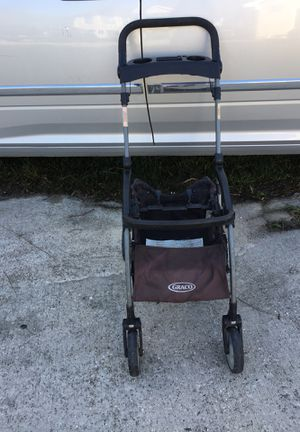 Graco click carseat stroller for Sale in Houston, TX