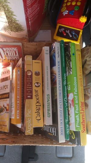 Cookbooks for Sale in Riverview, FL