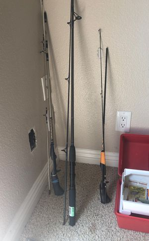 Fishing equipment for Sale in Ontario, CA