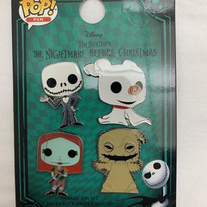 Funko Pop Nightmare Before Christmas pin for Sale in Hialeah, FL