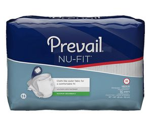 Prevail Nu-FIT Briefs, diapers Medium, for Sale in Covington, WA
