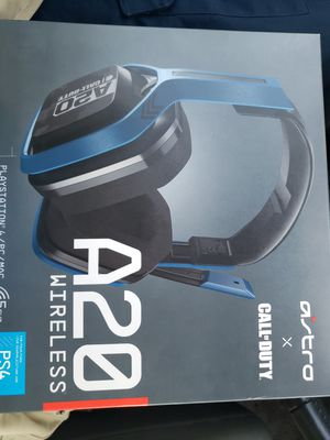 Astro A20 Wireless Headset and equipment for Sale in Springfield, VA