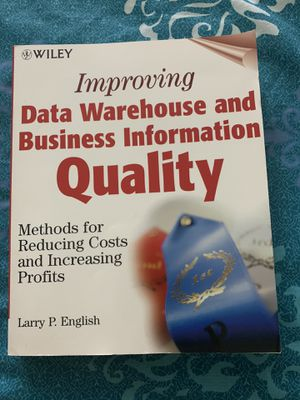Data Warehousing & Business Information Quality for Sale in North Providence, RI