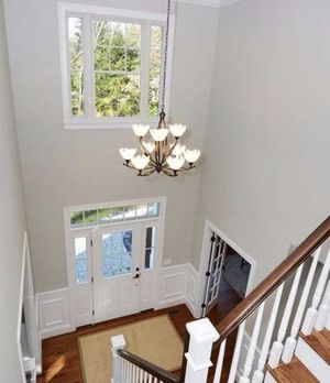 Copper 9-light chandelier for Sale in Northborough, MA