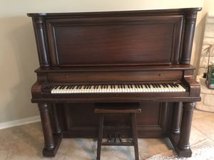 Weber 1930s model upright piano for Sale in New Braunfels, TX