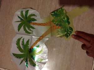15 inch Palm Trees Foil Balloon for Sale in El Paso, TX