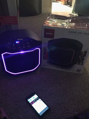 Bluetooth speaker for Sale in Bowie, MD