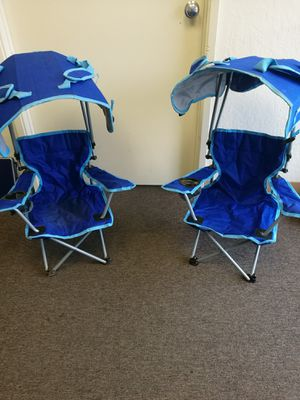 Beach foldable chairs for Sale in Fremont, CA