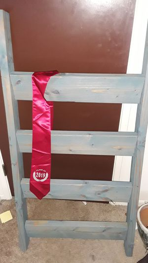 Wood ladder wall piece for Sale in Anchorage, AK