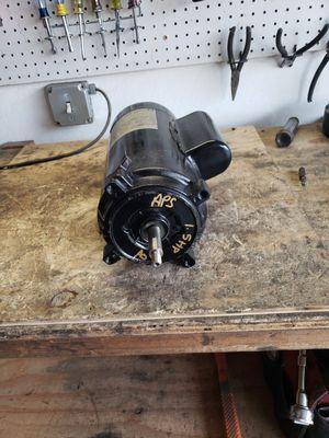 Rebuilt pool motor 1.5 cface for Sale in Yuma, AZ