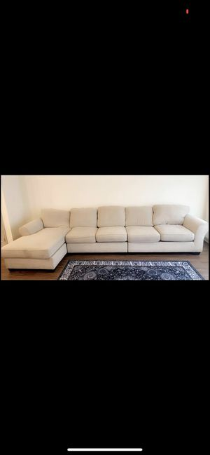 Large sectional couch for Sale in Farmers Branch, TX