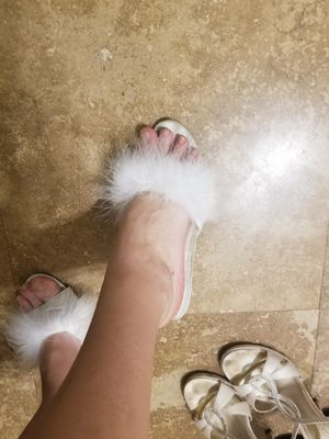 4 pairs sexy evening shoes size 9 for Sale in Davie, FL