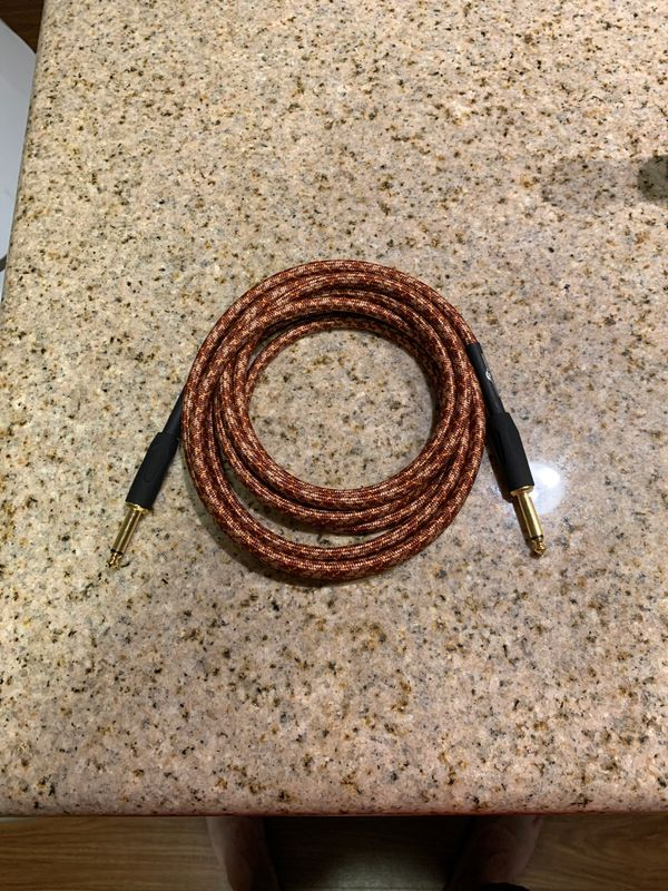 Pig Hog Instrument Cable 10 ft