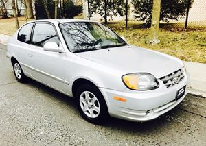 2003 Hyundai Accent + Low Miles + Clean title for Sale in Takoma Park, MD
