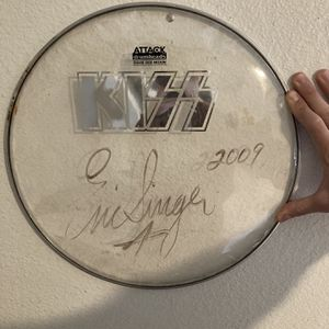 Kiss Band Drum Part for Sale in Fresno, CA