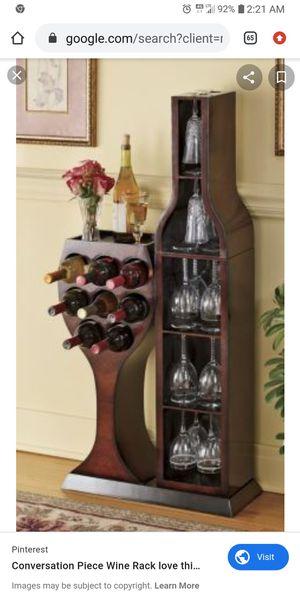 Wine cabinet for Sale in Cadillac, MI