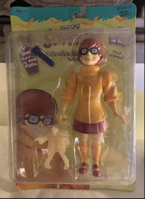 NEW Old Stock 1999 SCOOBY-DOO VELMA ACTION FIGURE Cartoon Network for Sale in West Hills, CA