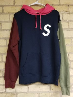 SS19 Supreme Colorblocked Hoodie (size M) for Sale in Woodbury, MN
