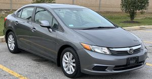 2012 Honda Civic Ex-L MD INSPECTED for Sale in Baltimore, MD