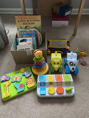Toy Lot, Books and Toys for Sale in Littleton, CO