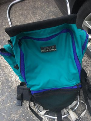Large size expensive Jansport hiking backpack for Sale in West Bloomfield Township, MI