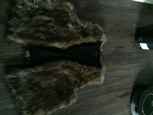 Fur vest for Sale in Lakewood, CA