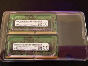 Brand new laptop ram 16gb DDR4 taken from my 2020 Razer Blade 15 Advanced for Sale in Long Beach, CA
